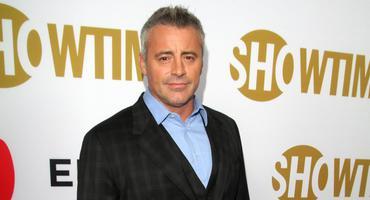 "Matt LeBlanc ""Friends""-Star bei Top Gear"