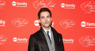 "Brant Daughtery hat eine Rolle in ""Fifty Shades of Grey"" ergattert"
