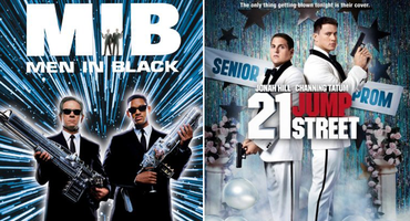 """Men in Black"" und ""23 Jump Street"" Crossover"