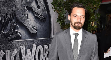 Jake Johnson bei der Jurassic World Premiere
