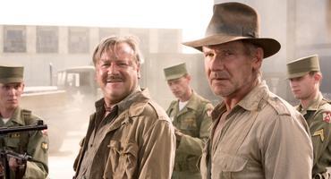 """""""Indiana Jones 5"""" Harrison Ford ist dabei!"""