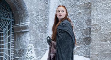 """""""Game of Thrones"""" Sophie Turner Sansa Stark"""