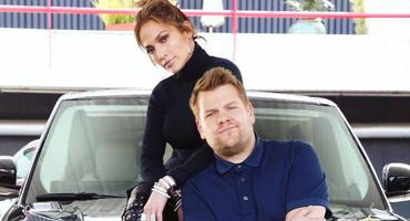 Jennifer Lopez und James Cordon