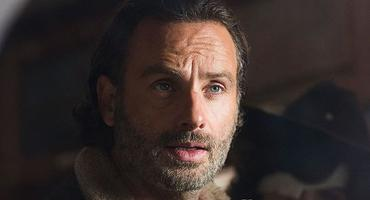 The Walking Dead Rick Staffelfinale