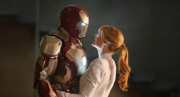 """""""Iron Man 3"""" Robert Downey Jr."""