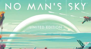 No Man's Sky Packshot