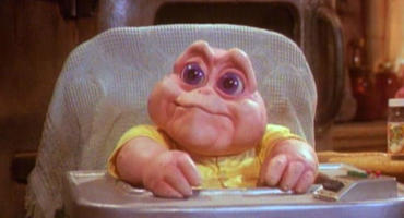 """Edith Hancke - Sie war Baby Sinclair bei """"Die Dinos""""!"""
