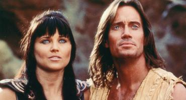 """Xena"" und ""Hercules"" Lucy Lawless"