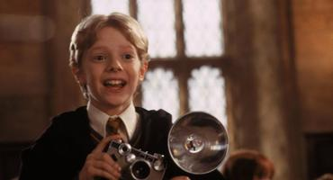 "Colin Creevey in ""Harry Potter"""