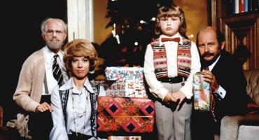 Loriot Weihnachten bei Hoppenstedts