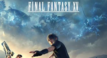 Final Fantasy 15 Cover