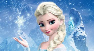 Disney Eiskönigin Elsa in Anti-Meth-Kampagne