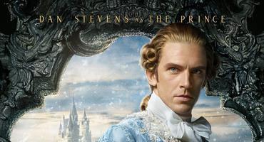 Dan Stevens als Prinz in die Schöne und das Biest