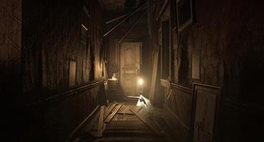 Resident Evil 7 Atmosphere