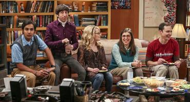 """The Big Bang Theory"" Staffel 10"