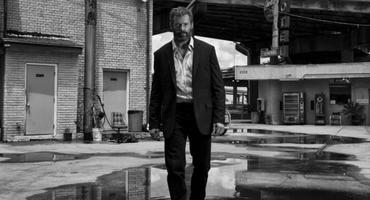 Wolverine Logan SW Bild