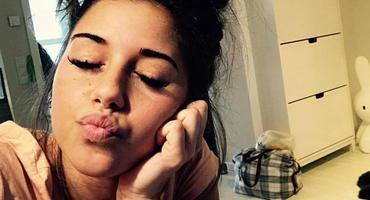 Sarah Lombardi küsst Michal T