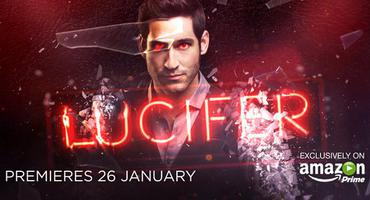 Lucifer -  Amazon Prime Serie