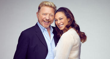 "Boris Becker & Lilly Becker bei ""The Story of my Life"""