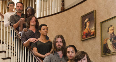 """The Walking Dead""-Cast, Staffel 7"