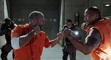 """Fast & Furious 8"": Dwayne Johnson und Jason Statham"