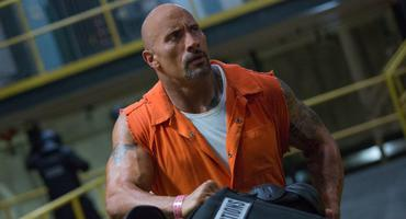 """Fast & Furious 8"" The Rock"