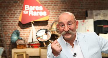 """Bares für Rares""-Moderator Horst Lichter"