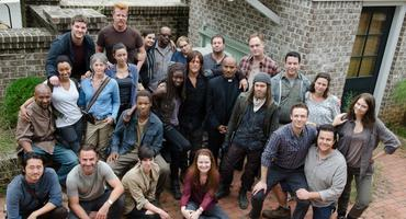 """The Walking Dead"" Cast"