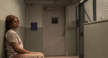 Laverne Cox ist dankbar, für OITNB ausgewählt worden zu sein. Foto: Jojo Whilden/Netflix