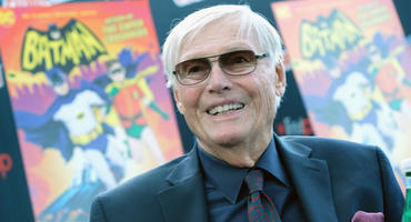 Batman-Legende Adam West ist tot. Foto: Getty Images