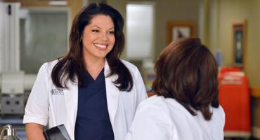 Grey's Anatomy Callie