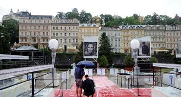 Mood at the 52th Karlovy Vary International Film Festival