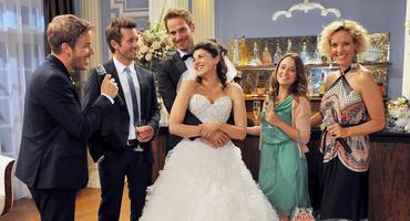 """Wir haben geschaut, was die """"Sturm der Liebe""""-Paare der Staffeln 9 bis 12 heute machen. Foto: ARD"""