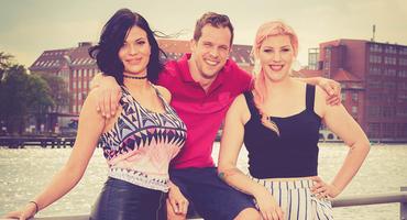 BTN: Mandy, Basti, Paula
