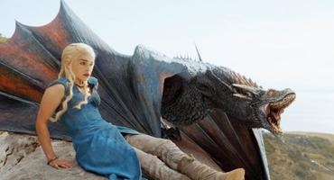 """Game of Thrones"" Daenerys Drachen"