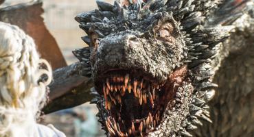 """Game of Thrones"" Drogon"