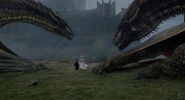 Game of Thrones: Drache Viserion wird zum Verräter