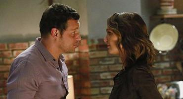 """Grey's Anatomy"" Jo and Alex"
