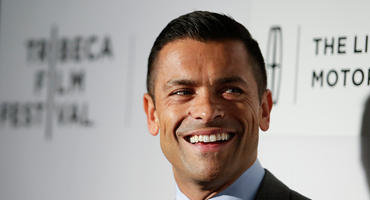 """Riverdale"": Hiram Lodge (Mark Consuelos)"