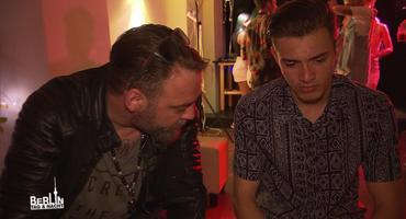 BTN: Theo versucht, Malte zum Mitkommen zu bewegen