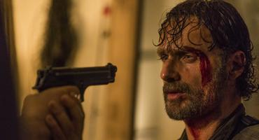 The Walking Dead Rick Morales