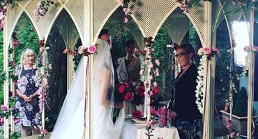 Rebecca heiratet William