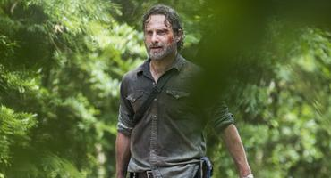 The Walking Dead Rick AMC