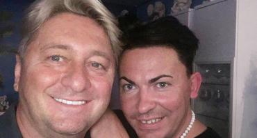 Dschungelcamp-Kandidat Matthias Mangiapane und Hubert Fella sind verlobt