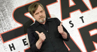 Star Wars 8: Mark Hamill