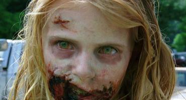 Addie Zombie Girl The Walking Dead