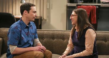 The Big Bang Theory Staffel 11 Amy Sheldon