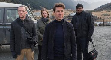 Mission Impossible VI: Tom Cruise