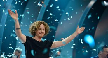 Michael Schulte hat den ESC-Vorentscheid gewonnen und fliegt nach Lissabon