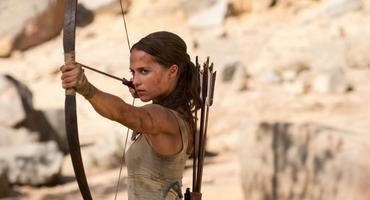 Tomb Raider, Lara Croft, Alicia Vikander